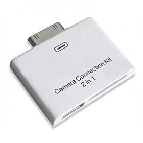 iPad 2 in 1 Camera Connection kit