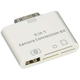 5 in 1 Camera Connection Kit for Apple iPad