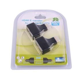 30 Metre HDMI Extender over Dual (x2) Cat5e/6 Cables