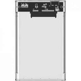 2.5 USB3.1 External HDD Enclosure Transparent
