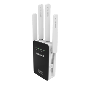 300Mbps Wireless-N Repeater/Router/AP