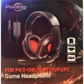 Gaming Headphone for PS4/PS3/X1/PC