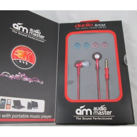 AUDIO MASTER EARPHONES AM8