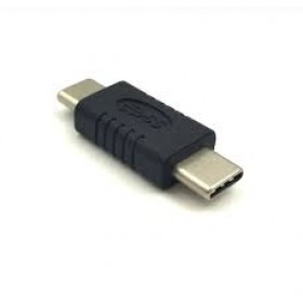 USB 3.1 Type C Male to USB 3.1 Type C Male Extension Adapter