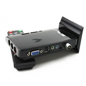 External LCD CRT VGA External TV Tuner PC BOX Receiver Speaker set top box with Remote Control