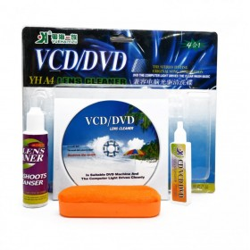 CD/VCD/DVD LENS CLEANER