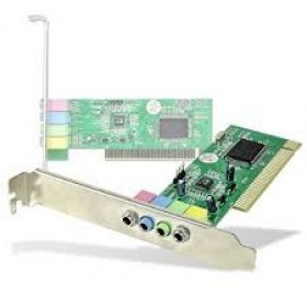 SOUND CARD 4 CHANNEL