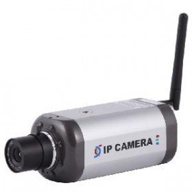 IP BOX CAMERA WITH WIFI