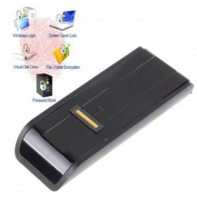 USB Biometric Fingerprint Reader Password Lock for Laptop PC Computer
