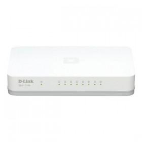 D-Link 8-Port Gigabit Desktop Switch (DGS-1008A)