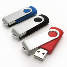 16 GB FLASH DRIVE