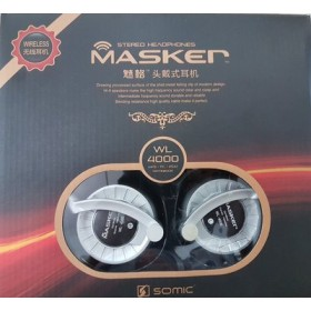 MASKER WL4000 WIRELESS HEADPHONE