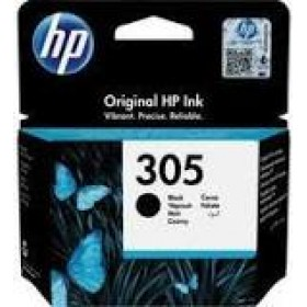 HP 305 STANDARD BLACK INK CARTRIDGE