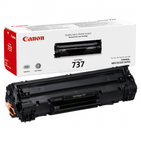 Canon 737 Black Original Toner Cartridge 9435B002AA