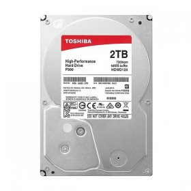 "Toshiba 2TB 3.5"" P300 Desktop Internal Hard Drive"
