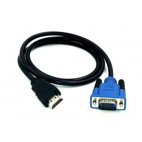 1.5M HDMI To VGA Cable