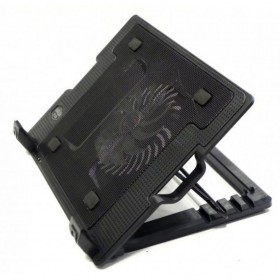 ERGO STAND NOTEBOOK COOLER - BLACK