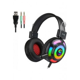 USB Professional Luminous Gaming Headset