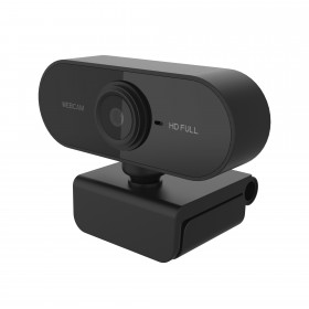 HD 1080P Webcam Mini Computer Pc WebCamera Anti-peeping Rotatable Camera for Live Broadcast Video Conference Work