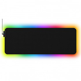 800 x 300 x 4.0mm USB port RGB Mouse Pad for PC Laptop