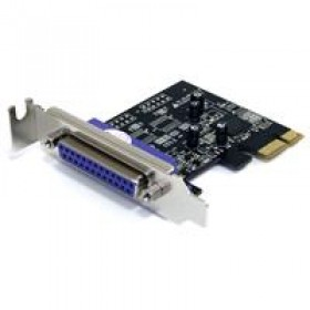 Low Profile PCIe Parallel Card