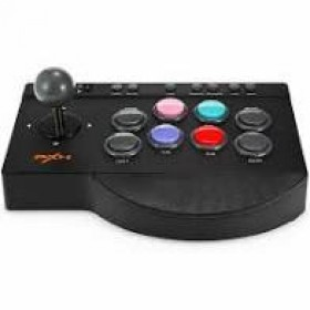 PXN-0082 Fighting Arcade Game Controller Joystick Rocker for Computer PCPS3 4 for Xbox One for Nintendo Switch Game Console Android Mobile Phone TV Box