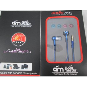 AUDIO MASTER EARPHONES AM7