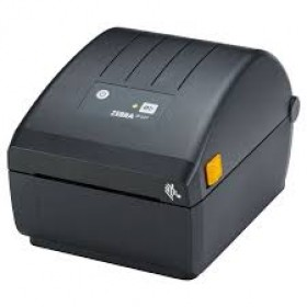 Direct Thermal Printer ZD220; Standard EZPL, 203 dpi, EU and UK Power Cords, USB