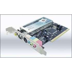PCI TV Card with FM