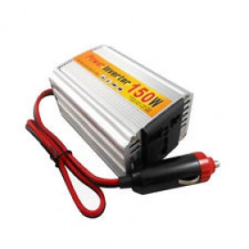 DC 12V to AC 220V 150W Auto Car Power Inverter Charger Supply Adapter Converter