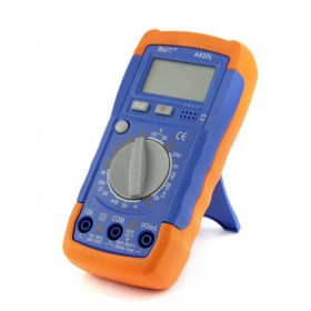 AC/DC DIGITAL CLAMP Multimeter Electronic Tester Meter A830L